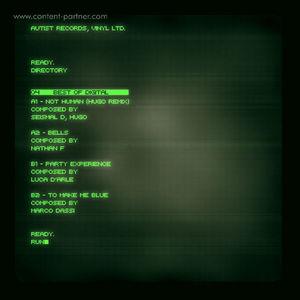 various artists - best of digital (incl hugo rmx) (autist records)