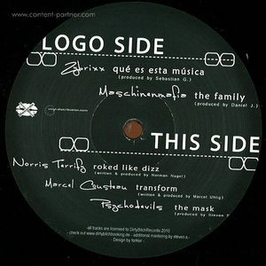 various artists (psychodevils, cousteau. - never been kissed ep BACK IN