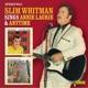 whitman,slim sings annie laurie & anytime