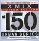 x-mix urban LIMITED #150 (2CD Set)