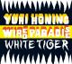 yuri honing wired paradise white tiger