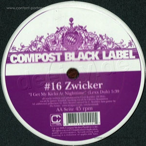 zwicker - compost black label 16 (compost black label)
