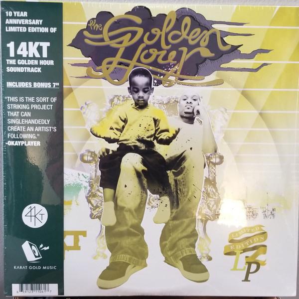 14KT - The Golden Hour Soundtrack (2LP+7
