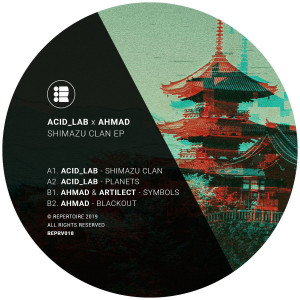 ACID_LAB & AHMAD - SHIMAZU CLAN EP