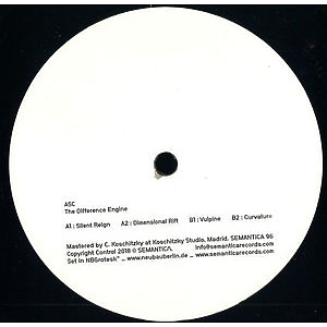 ASC - The Difference Engine