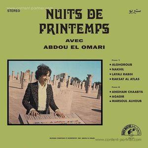 Abdou El Omari - Nuits De Printemps