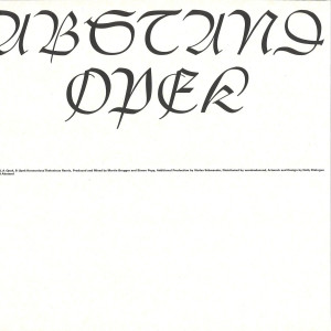 Abstand - Opek (Incl. Harmonious Thelonious Remix) (Back)