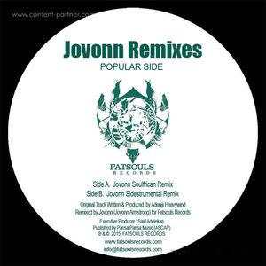 Adeniji Heavywind - Popular Side (Jovonn Remixes)