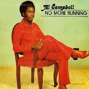 Al Campbell - No More Running (180g Reissue)