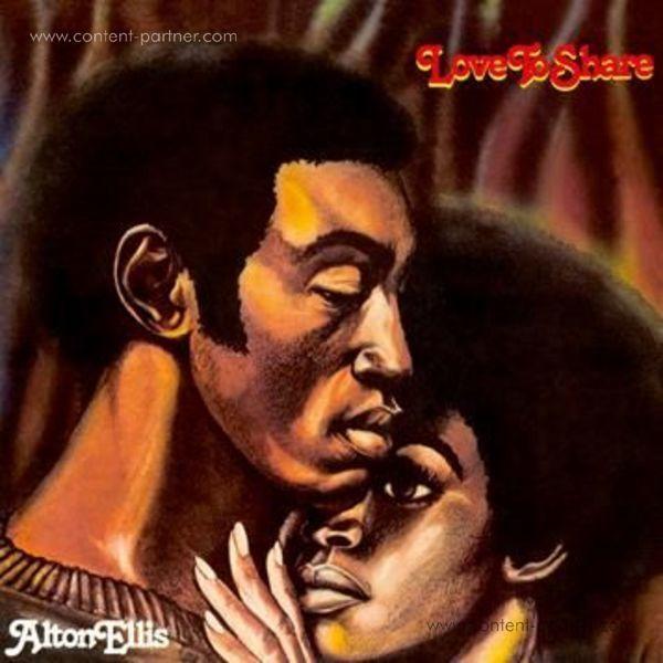 Alton Ellis - Love To Share (LP)