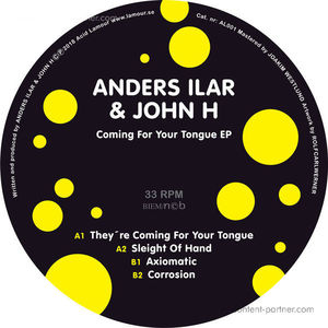 Anders Ilar & John H - Coming For Your Tongue EP