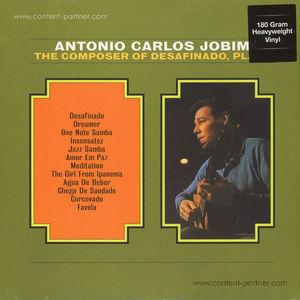 Antonio Carlos Jobim - The Composer of Desafinado Plays (Clear Vinyl)