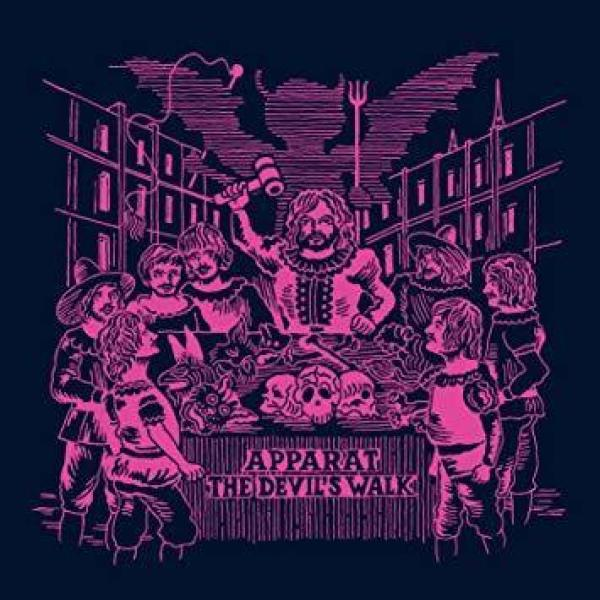 Apparat - The Devil's Walk (Ltd. Ed. Violet Vinyl)