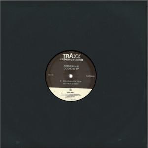 Armless Kid - Doghead EP (Vinyl Only!) (Back)