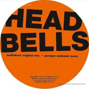 Audiokern & Juergen Vonbank - Head Bells / Safe Haven (Vinyl Only)