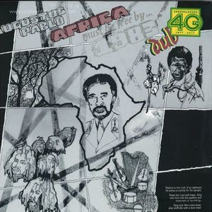 Augustus Pablo - Africa Must Be Free By 1983 Dub (Reissue)