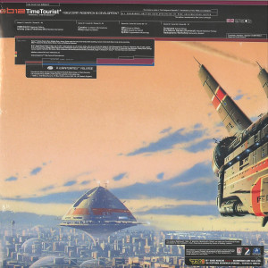 B12 - Time Tourist (Ltd. Remastered Coloured 2LP+MP3) (Back)