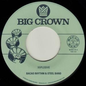 Bacao Rhythm & Steel Band - Burn / XXXPlosive
