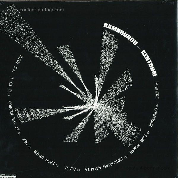 Bambounou - Centrum (2LP+MP§/Poster Booklet) (Back)