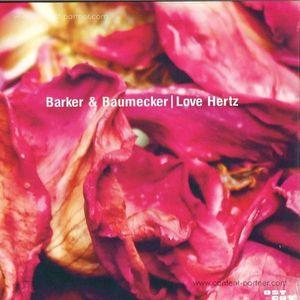 Barker & Baumecker - Love Hertz / Cipher