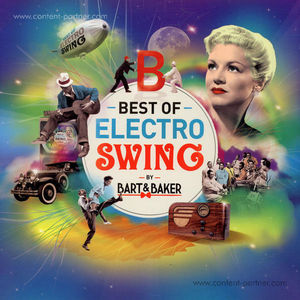 Bart & Baker / Various Artists - Electro Swing - Best Of (LP, 180g)