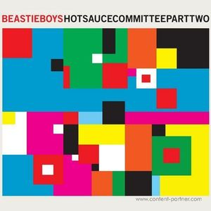 Beastie Boys - Hot Sauce Committee Part 2 (180g 2LP Repress)