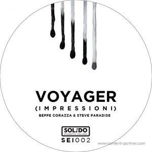 Beppe Corazza & Steve Paradise - Voyager (Impressioni)