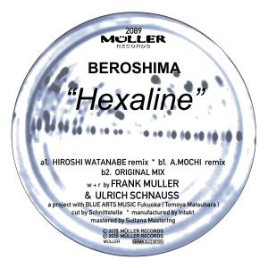 Beroshima - Hexaline EP