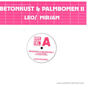 Betonkust & Palmbomen II - Leo / Mirjam (incl Legowelt Remix)