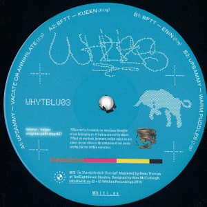 Bftt, Upsammy - Blue 03
