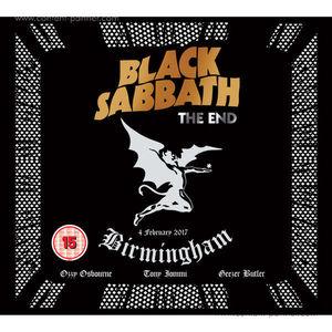 Black Sabbath - The End (Live in Birmingham) (Ltd. 3LP)