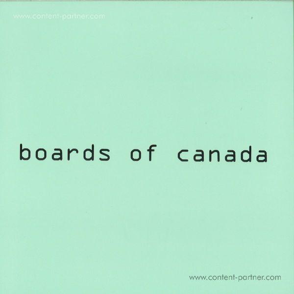Boards of Canada - Hi Scores (2018 Repress) (Back)