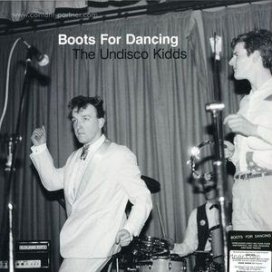 Boots For Dancing - The Undisco Kidds (2LP/Gatefold)