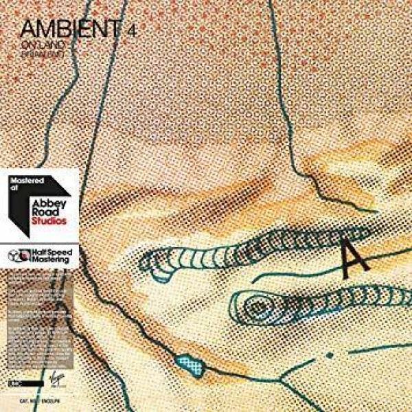 Brian Eno - Ambient 4: On Land (Ltd. Halfspeed Master 2LP)