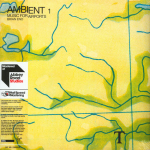 Brian Eno - Music For Airports (Ltd. Halfspeed Master 2LP)