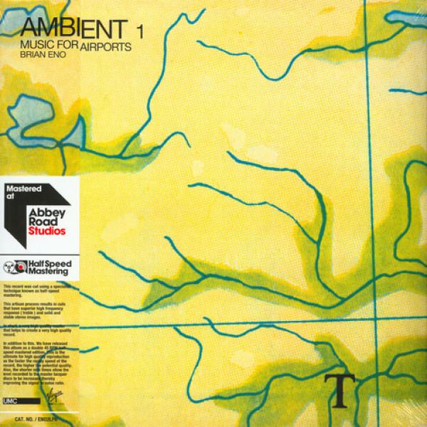 Brian Eno - Music For Airports (Ltd. Halfspeed Master 2LP)