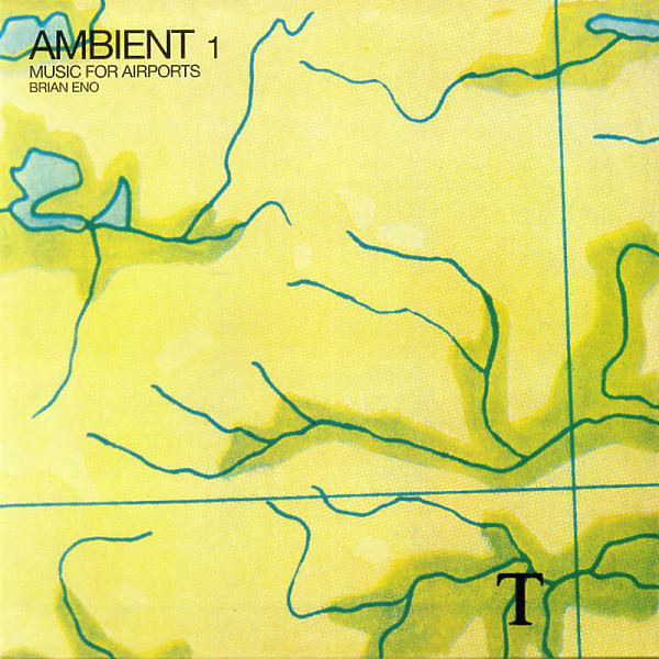 Brian Eno - Music For Airports (Reissue LP)