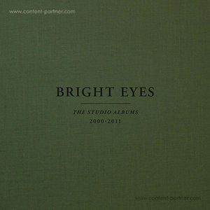 Bright Eyes - The Studio Albums 2000-2011 (Ltd 10 LP Box