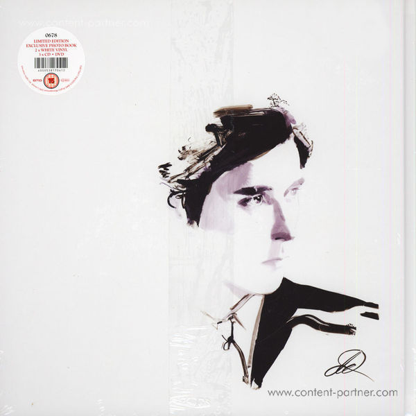 Bryan Ferry - Avonmore Special Edition (Back)