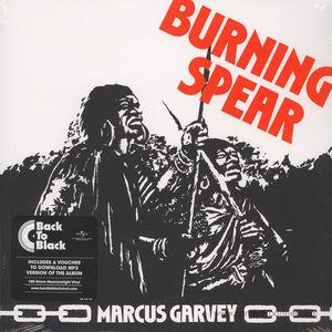 Burning Spear - Marcus Garvey (Ltd.Back to Black Vinyl!)