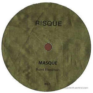 Burnt Friedman - Masque