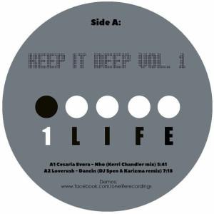 Cesaria EVORA / LOVERUSH / VINCENT INC / GERIDEAU - Keep It Deep Vol 1