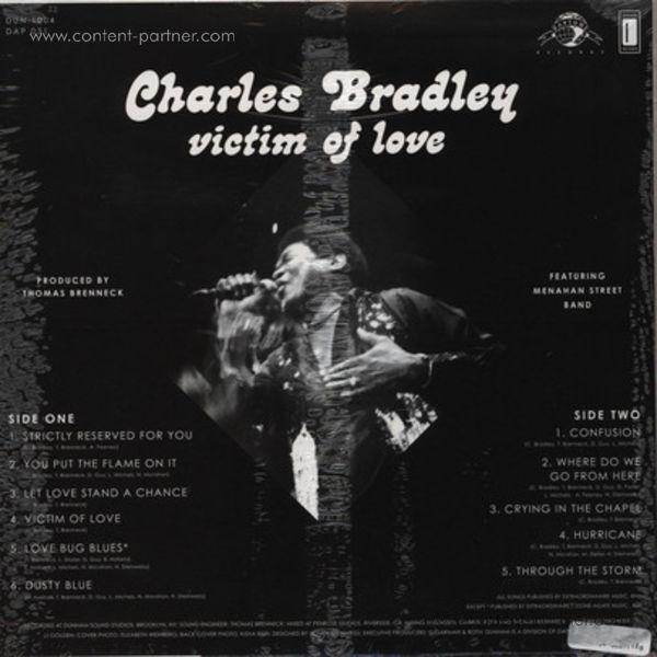 Charles Bradley - Victim Of Love (Back)