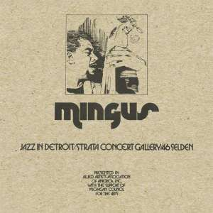 Charles Mingus - Jazz in Detroit (5LP Box)