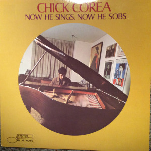 Chick Corea - Now He Sings, Now He Sobs (Tone Poets Vinyl)