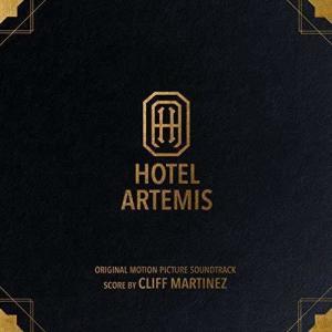 Cliff Martinez - Hotel Artemis (OST) 2LP Ltd. Ed. Farbig
