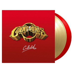 Commodores - Collected (Ltd. Red/Gold Vinyl 2LP)