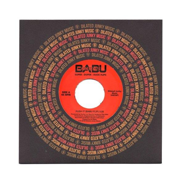 DJ Babu - Super Duper Duck Flips Vol. 1