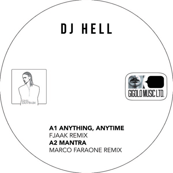 DJ Hell - Various Titles