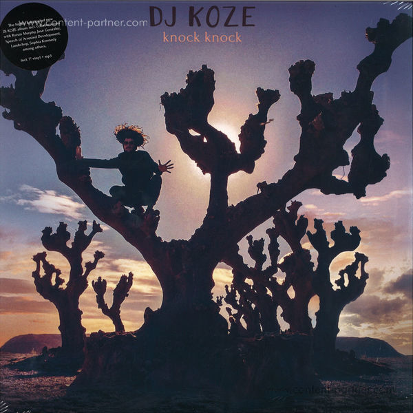 DJ Koze - Knock Knock (2LP+7''+MP3)